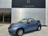 2007 Marine Blue Pearl Chrysler PT Cruiser Convertible #68223370