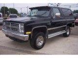 1988 Chevrolet Blazer 4x4 Data, Info and Specs