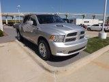 2012 Bright Silver Metallic Dodge Ram 1500 Sport Crew Cab #68223677