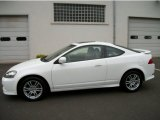 2006 Taffeta White Acura RSX Sports Coupe #68223971
