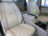 2008 Chevrolet Silverado 1500 LTZ Crew Cab 4x4 Light Titanium/Dark Titanium Interior
