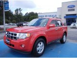 2009 Torch Red Ford Escape XLT V6 #68223331
