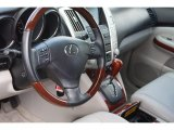 2008 Lexus RX 400h AWD Hybrid Steering Wheel