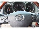2008 Lexus RX 400h AWD Hybrid Controls
