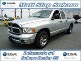 2005 Bright Silver Metallic Dodge Ram 1500 SLT Quad Cab #68223596