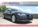 2013 Oolong Gray Metallic Audi A6 3.0T quattro Sedan #68223936