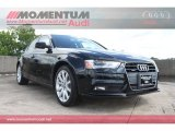 2013 Brilliant Black Audi A4 2.0T quattro Sedan #68223934