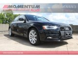 2013 Brilliant Black Audi A4 2.0T quattro Sedan #68223931