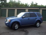 2009 Sport Blue Metallic Ford Escape XLT V6 4WD #68223297