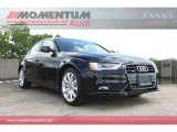 2013 Brilliant Black Audi A4 2.0T quattro Sedan #68223930
