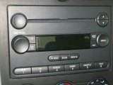 2006 Ford Mustang V6 Deluxe Coupe Audio System