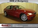 2012 Melbourne Red Metallic BMW 3 Series 328i Sedan #68223533