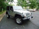 2012 Bright Silver Metallic Jeep Wrangler Sport S 4x4 #68223782