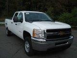 2012 Chevrolet Silverado 2500HD Work Truck Crew Cab Data, Info and Specs