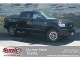 2012 Black Toyota Tundra TRD Rock Warrior CrewMax 4x4 #68223113