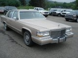 Cadillac Brougham Data, Info and Specs