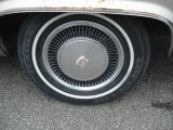 Cadillac Brougham Wheels and Tires