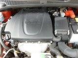 2011 Suzuki SX4 Engines