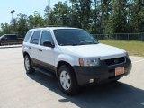 2003 Oxford White Ford Escape XLT V6 #68283626