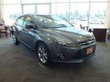 2012 Sterling Grey Metallic Ford Focus Titanium 5-Door #68283622