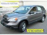 2009 Urban Titanium Metallic Honda CR-V LX 4WD #68283023