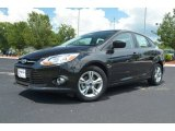 2012 Tuxedo Black Metallic Ford Focus SE Sport Sedan #68283287