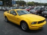 2005 Screaming Yellow Ford Mustang V6 Premium Coupe #68283015