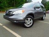 2010 Polished Metal Metallic Honda CR-V EX #68283272