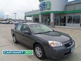 2007 Dark Gray Metallic Chevrolet Malibu LS Sedan #68283261
