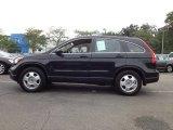 2008 Nighthawk Black Pearl Honda CR-V LX 4WD #68283548
