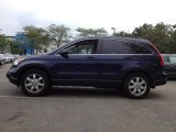 2009 Royal Blue Pearl Honda CR-V EX 4WD #68283547