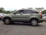 2008 Green Tea Metallic Honda CR-V EX 4WD #68283546