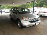 2010 Alabaster Silver Metallic Honda CR-V LX AWD #68283231