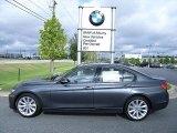 2012 Mineral Grey Metallic BMW 3 Series 328i Sedan #68283165
