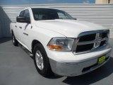 2011 Bright White Dodge Ram 1500 SLT Quad Cab #68283133