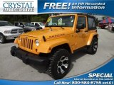 2012 Crush Orange Jeep Wrangler Rubicon 4X4 #68283402