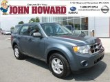 2010 Steel Blue Metallic Ford Escape XLS 4WD #68283384
