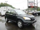 2008 Nighthawk Black Pearl Honda CR-V LX 4WD #68342145