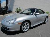 2003 Porsche 911 Arctic Silver Metallic