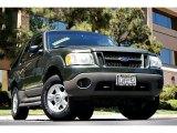 2001 Spruce Green Metallic Ford Explorer Sport #68342147