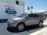 2013 Sterling Gray Metallic Ford Explorer XLT #68361692