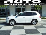 2010 Blizzard White Pearl Toyota Highlander Limited 4WD #68361723