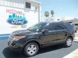2013 Tuxedo Black Metallic Ford Explorer FWD #68361691