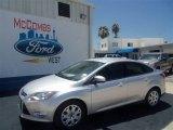 2012 Ingot Silver Metallic Ford Focus SE Sedan #68361685