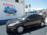 2012 Tuxedo Black Metallic Ford Focus SE Sedan #68361684