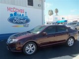 2012 Bordeaux Reserve Metallic Ford Fusion SE #68361682