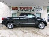 2012 Black Toyota Tundra TRD Rock Warrior Double Cab 4x4 #68361680
