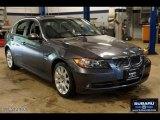 2006 Sparkling Graphite Metallic BMW 3 Series 330xi Sedan #68361744