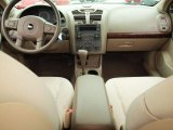 2005 Chevrolet Malibu Sedan Dashboard