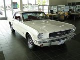 1965 Ford Mustang Coupe Data, Info and Specs